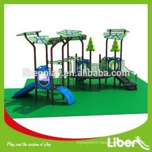 Ensembles de jeux d'enfants approuvés par SOS pour cour arrière LE.X8.408.153.00