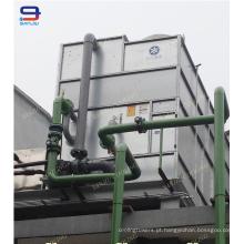 Torre de resfriamento de água do condensador evaporador