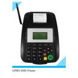 GPRS Food Order Printer, thermal receipt SMS Printer