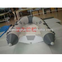 Barco inflável de fibra de vidro rígida 3.0m