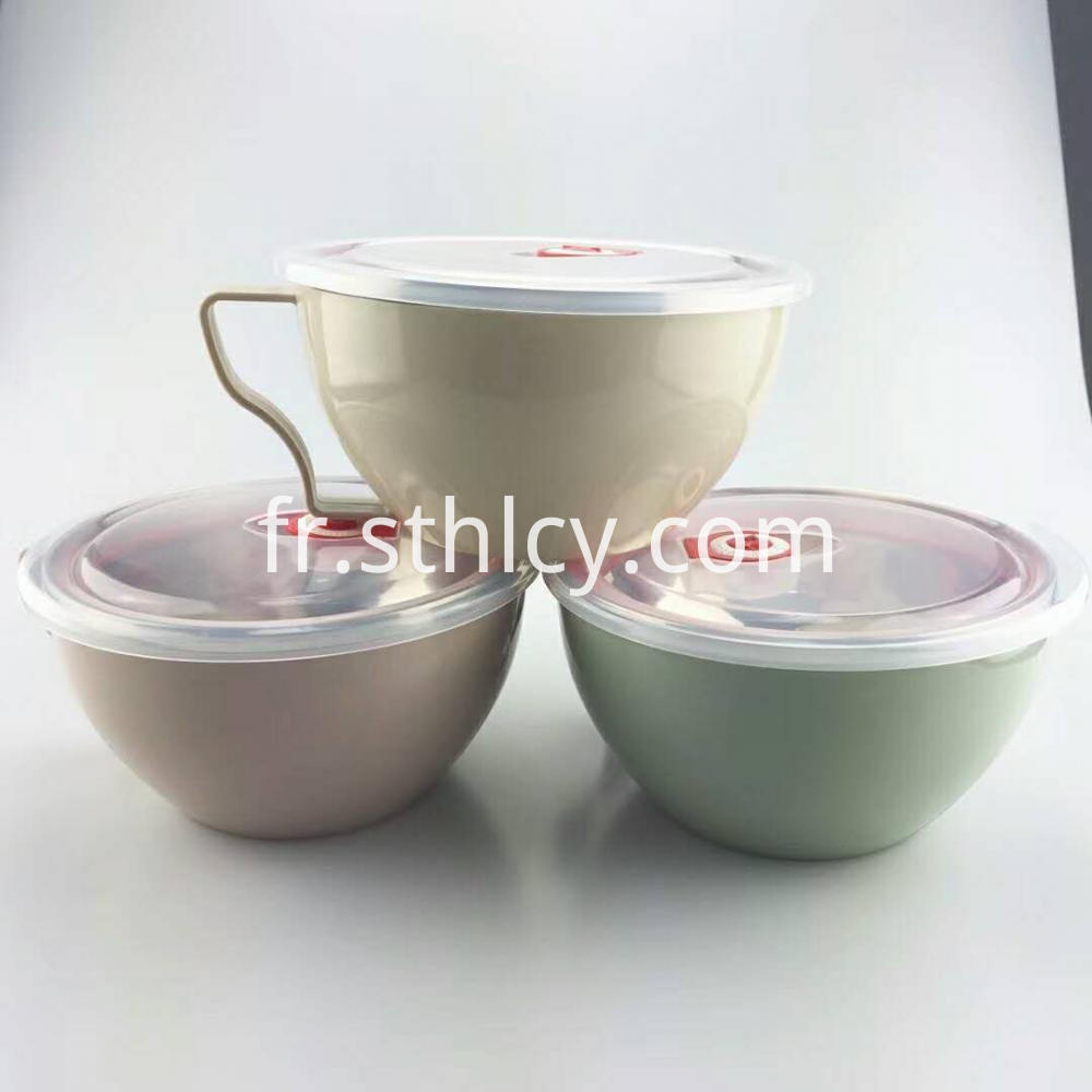 Mixing Bowl With Lid