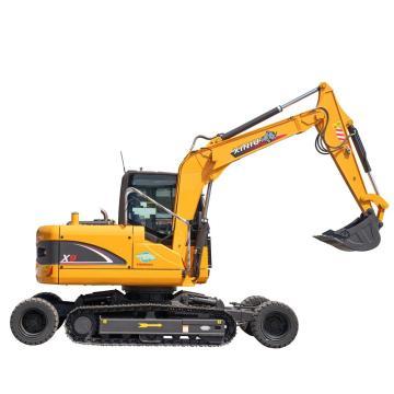 Earthmoving Machinery XINIU wheel crawler excavator X9 price 9 Ton shovel excavator