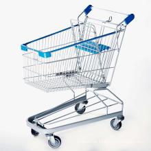 Deutschland-Art-Supermarkt-Einkaufslaufkatze