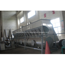 Chemical PVC Particle Horizontal Boiling Bed Dryer
