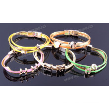 New Style Suede Band Bracelet, Various Designs Fashion Bracelet