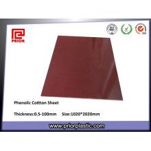 Good Wear Resistance Brown Textolite Sheet