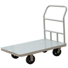 Resistente plataforma plataforma camión/no-ruidoso mano carretilla con carretilla de plataforma alta calidad malla de superventas