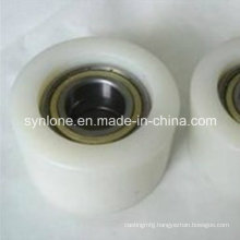 Plastic Injection Part Assembled with Bearing