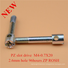 Pozi Meter Screw M4*20