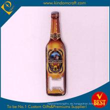 Bier-Form-Logo-kundenspezifischer Flaschen-Öffner