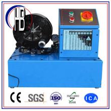 Machine de rabattement de tuyau en caoutchouc hydraulique de 1 / 4-3 pouces avec le meilleur prix