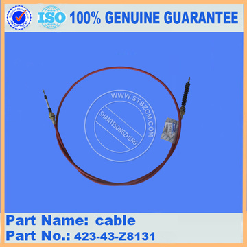 WA380-3 CABLE 423-43-Z8131