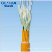 Câble à fibre optique à 6 broches avec Kevlar