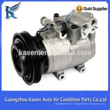 Compresseur de climatisation automobile 10H15C pour pièces automobiles Elantra
