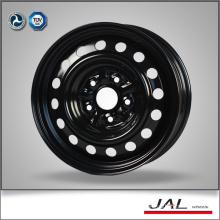 Alibaba China Supplier Black 6x15 Auto Car Wheel Rim