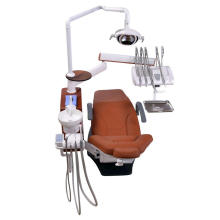 High Class Dental Chair with Scaler, Curing Light