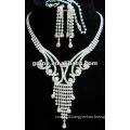 Latest bridal wedding jewelry set (GWJ12-438)