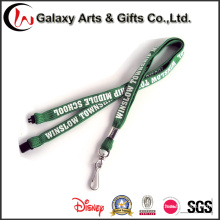Wholesale Tubular Lanyard with Quick Release Clip, Metal Clip