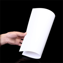 folha cinza pp folha de polipropileno fosco para artigos de papelaria