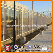 Australia high standard ISO9001 / CE galvanized steel fence