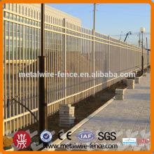 Австралия Высокий стандарт ISO9001 / CE оцинкованный стальной забор
