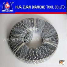 Алмазная проволока для резки арматурного бетона