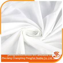 100% Polyester Bleached Textile Fabric For Wholesale