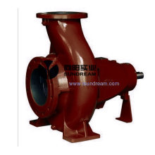 Lw Horizontal Dry Installed Sewage Pump