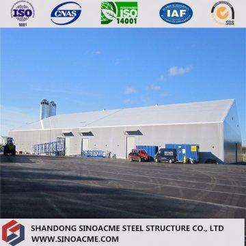 ISO Belgeli Düşük Maliyetli Çelik Makas Depolama / Garaj / Depo