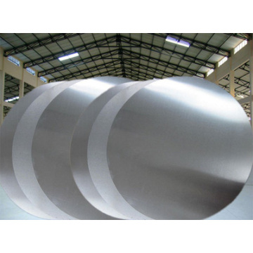 Aluminum Round Discs With Deep Extrution