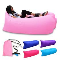 Novely Design qualidade excelente praia ao ar livre saco de dormir inflável
