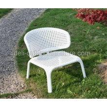 American Style Garden Aluminum Bistro Outdoor Rattan Chair