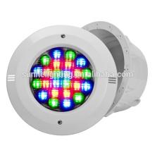 Swiming Pool Licht 12volt Unterwasser Kunststoff LED leuchtet 54W wasserdicht Unterwasser-Pool Licht