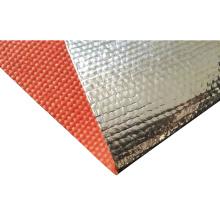 Tissu en aluminium de fibre de verre