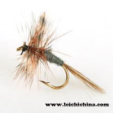 Atacado Dry Fly Fishing voa Adams