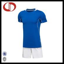 Custom quente venda profissional Soccer Jersey uniforme de futebol