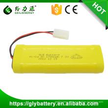 Bloco recarregável da bateria de Geilienergy NICD SC1700mAh 7.2V para o farol