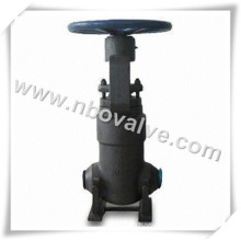Socket Weld Forged Steel Gate Valve (S. W)