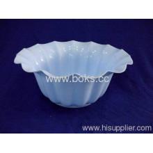 Plastic Square Salad Bowls