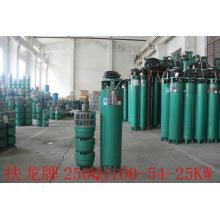 250QJ100-54 type submersible pump