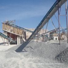 0-2000tph Fixed Stone Gravel Crushing and Screening Plant
