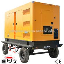 Juego de generador eléctrico móvil CUMMINS 225KVA (GF180C)