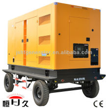 225KVA Mobile Cummins Electric Generator Set(GF180C)
