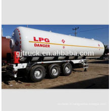 LPG Semi-remorque