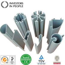 Profils d'extrusion en aluminium / aluminium pour échafaudage Beam / Frame