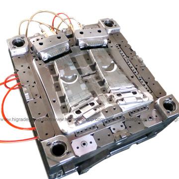 Auto B Pillar Upr Пресс-форма для литья под давлением / Пластиковая пресс-форма / Формовочная пресс-форма для автомобилей / Инъекционная пресс-форма