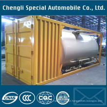 Tanque do recipiente do ISO GLP do aço carbono 20feet