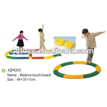 2016 Kids plastic trail balance touch board for sales