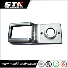 High Precision Zinc Die Casting Parts for Lock Door Security