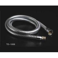 flexible de douche en acier inoxydable double verrouillage